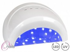 LAMPE BOWLED UV/LED ALL IN