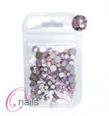STRASS OPALE ROSE